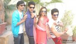 Arfi Lamba, Vijender Singh, Kiara Advani, Mohit Marwah At The Event