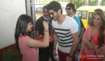 Mohit Marwah, Kiara Advani, Arfi Lamba At The Event