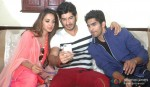 Kiara Advani, Mohit Marwah, Vijender Singh At The Event