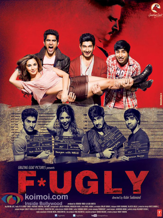 Fugly Movie Poster