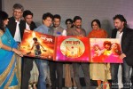 Sharad Kelkar, Sajid Nadiadwala, Riteish Deshmukh, Nishikant Kamat and Tanvi Azmi during the trailer launch of film 'Lai Bhaari'