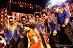 Boman Irani, Abhishek Bachchan, Deepika Padukone, Shah Rukh Khan, Sonu Sood and Vivaan Shah in Happy New Year Movie Stills Pic 1