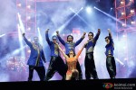 Boman Irani, Abhishek Bachchan, Deepika Padukone, Shah Rukh Khan, Sonu Sood and Vivaan Shah in Happy New Year Movie Stills Pic 2