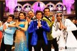 Vivaan Shah, Deepika Padukone, Boman Irani, Shah Rukh Khan, Sonu Sood and Abhishek Bachchan in Happy New Year Movie Stills
