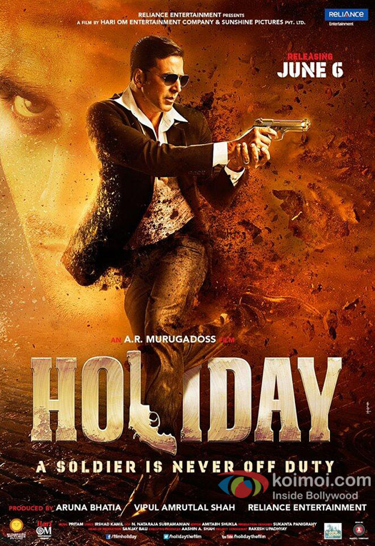 'Holiday' Movie New Poster