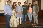 The Humshakals Team At The Press Meet In Delhi