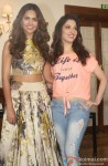 Esha Gupta & Tamannaah At The Press Meet Of Humshakals