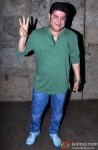 Sajid Khan At Humshakal's Screening