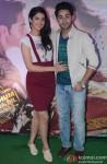 Armaan Jain, Deeksha Seth At 'Lekar Hum Deewana Dil' Promotions