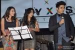 Anindita Nayar, Vega Tamotia, Vir Das Interact With Media At The Music Launch Of 'Amit Sahni Ki List'