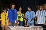 Imtiaz Ali, Deeksha Seth, Ranbir Kapoor At The Promotion of 'Lekar Hum Deewana Dil'