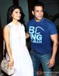 Salman Khan, Jacqueline Fernandez At The Success Bash Of Ek Villain