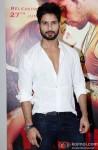 Shahid Kapoor Attends The Special Screening Of 'Ek Villain'