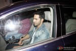 Varun Dhawan Arrives At The Special Screening Of 'Ek Villain'