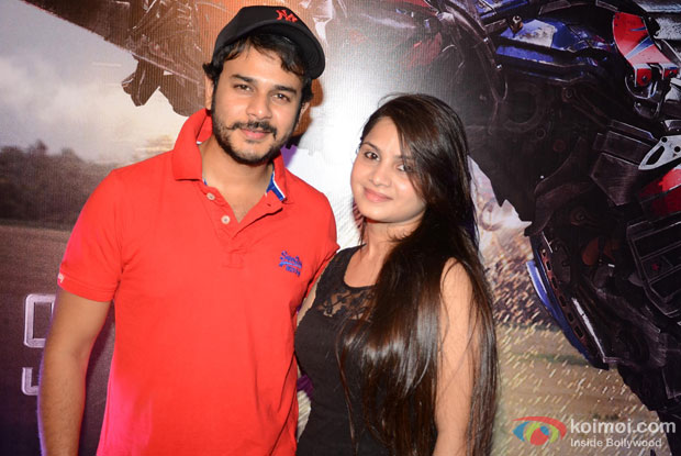 Darsheel Safary Attends The Special screening of 'Transformers'