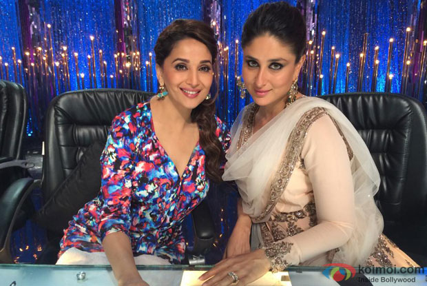 Kareena Kapoor On The Sets Of Jhalak Dikhhla Jaa