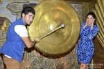 Armaan Jain, Deeksha Seth Hit The Gong On Entertainment Ke Liye Kuch Bhi Karega'