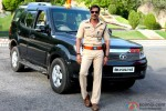 Ajay Devgn in Singham Returns Movie Stills Pic 1