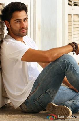 Armaan Jain poses for a photoshoot
