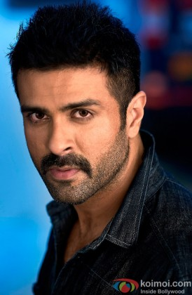 Harman Baweja Looking Handsome With A Mustache