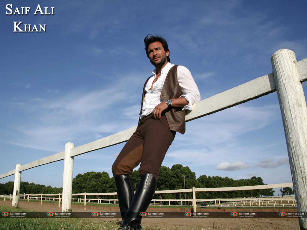 Saif Ali Khan Wallpaper 12