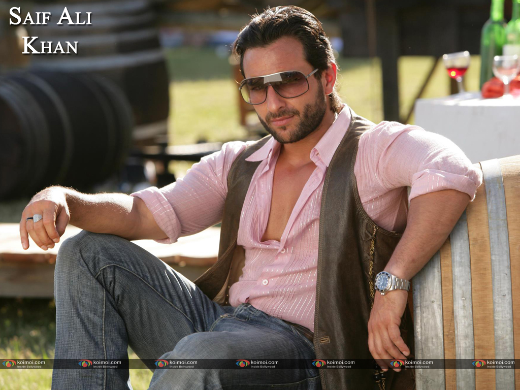 Saif Ali Khan Wallpaper 13