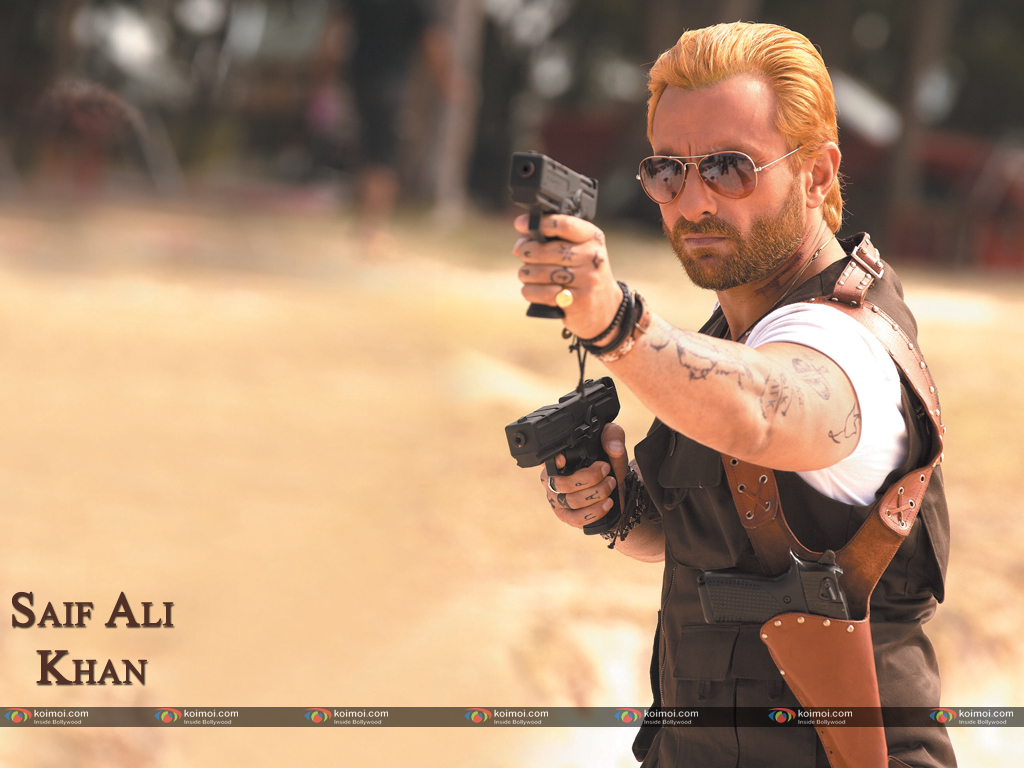 Saif Ali Khan Wallpaper 9