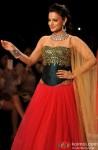 Ameesha Patel Snapped On The Ramp At IIJW