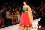 Ameesha Patel Walks The Ramp For IIJW 2014