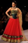 Ameesha Patel Scorches The Ramp For Surya Folds At IIJW
