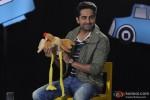 Ayushmann Khurrana On The TV Show 'Captain Tiao'