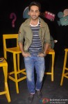 Ayushmann Khurrana Snapped On The Sets Of 'Captain Tiao'