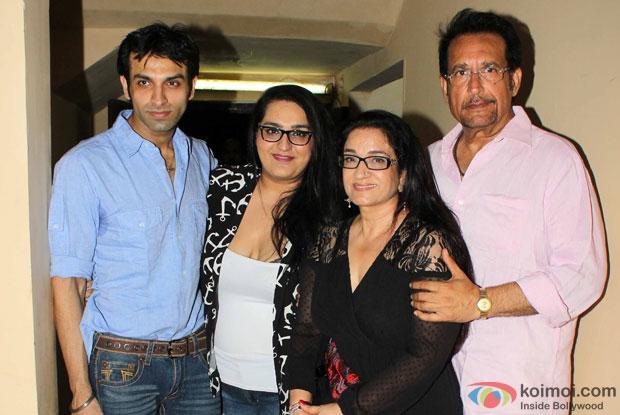 Alia Fazal at Bobby Jasoos' Special Screening
