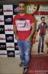 Kunal Deshmukh At Radio City Office For 'Raja Natwarlal' Promotions