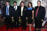 Armaan Jain With Kapoor Family At Lekar Hum Deewana Dil Premiere