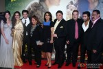 Rekha, Armaan Jain With Entire Kapoor Family At Lekar Hum Deewana Dil Premiere