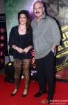 Rakesh Roshan, Pinki Roshan At The Premiere Of Lekar Hum Deewana Dil