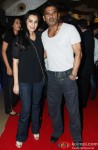 Suniel Shetty At The Premiere Of Lekar Hum Deewana Dil