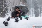 Shahid Kapoor and Shraddha Kapoor in Haider Movie Stills