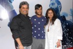 Vishal & Rekha Bhardwaj At The Trailer Launch Of Haider