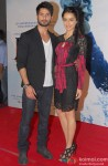 Shahid Kapoor, Shraddha Kapoor At Haider's Trailer Launch