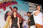 Alia Bhatt, Siddharth Shukla, Varun Dhawan Snapped At Humpty Sharma Ki Dulhania Promotions