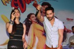 Varun Dhawan, Alia Bhatt Interact With Fans At The Delhi Promotions