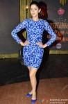 Deeksha Seth On The Sets Of Entertainment Ke Liye Kuch Bhi Karega