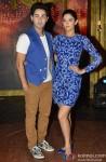 Armaan Jain, Deeksha Seth Promote Lekar Hum Deewana Dil On Entertainment Ke Liye Kuch Bhi Karega'