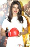Priyanka Chopra Snapped At The 'Mary Kom' Trailer Launch