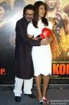Sanjay Leela Bhansali, Priyanka Chopra At The 'Mary Kom' Trailer Launch