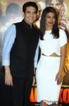 Omung Kumar, Priyanka Chopra At Mary Kom Trailer Launch