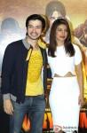 Priyanka Chopra, Darshan Kumar At Mary Kom Trailer Launch