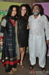 Anindita Nayar and Prahlad Kakkar during the special screening of movie 'Amit Sahni Ki List'